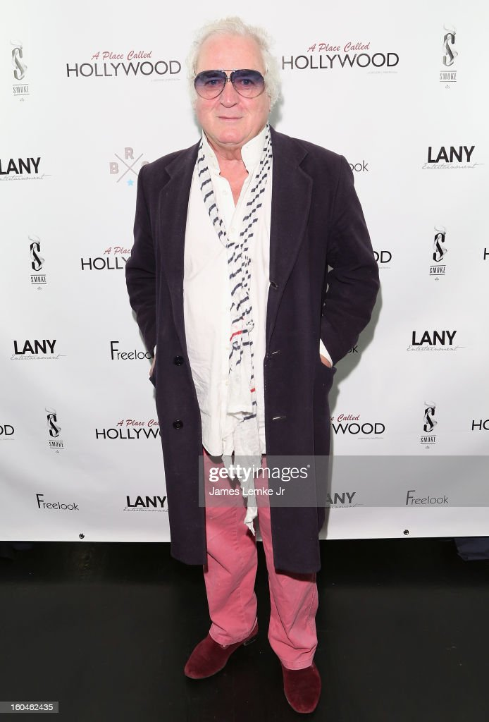 Clement von Franckenstein attends the 'A Place Called Hollywood' Official Wrap Party held at the Smoke Steakhouse on January 31, 2013 in West Hollywood, California.