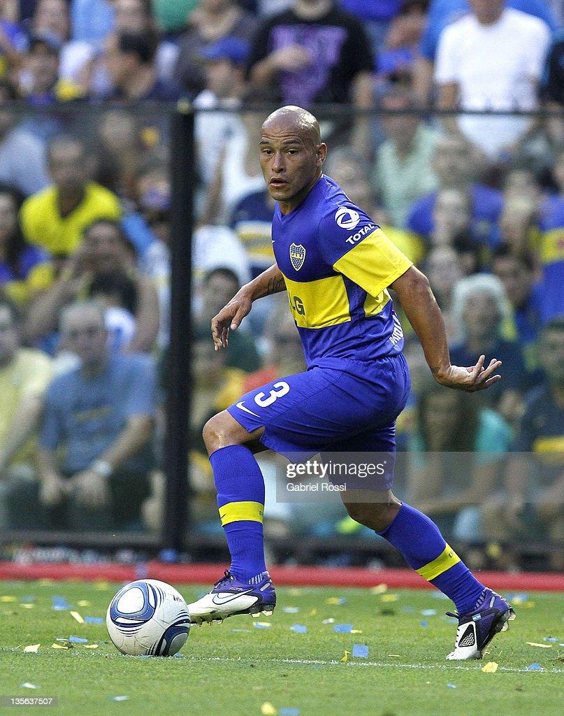Boca v All Boys - Apertura 2011
