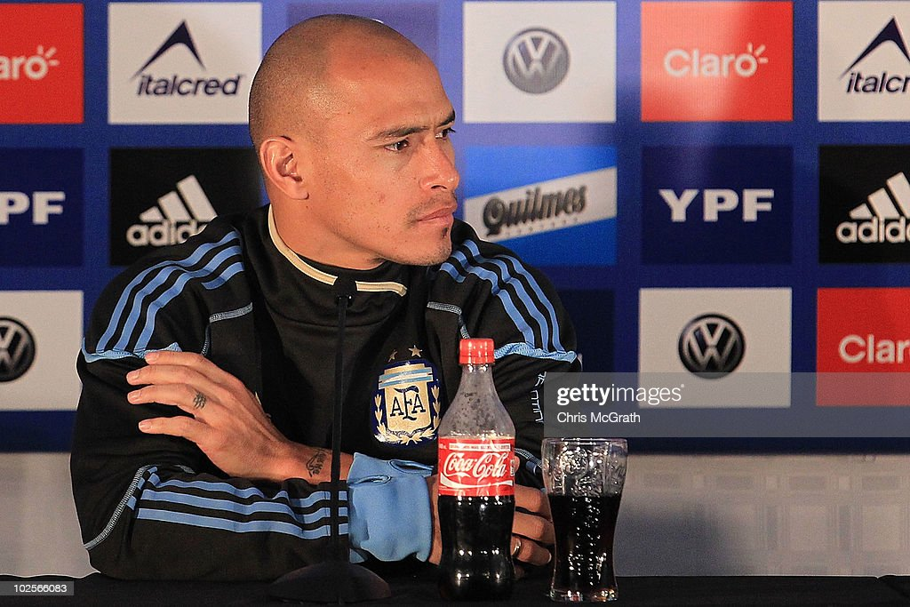 Argentina Training & Press Conference