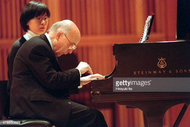 'Clementi Keyboard Extravaganza' at CUNY Graduate Center on Saturday February 1 2003 They all played the music of Muzio ClementiThis imageSeymour...