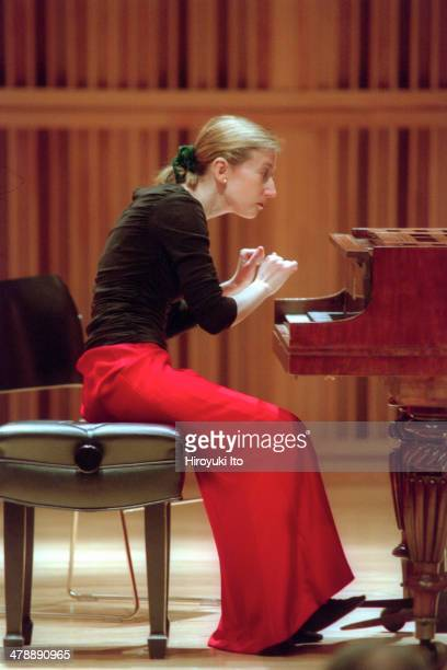 'Clementi Keyboard Extravaganza' at CUNY Graduate Center on Saturday February 1 2003 They all played the music of Muzio ClementiThis imageAudrey Axinn