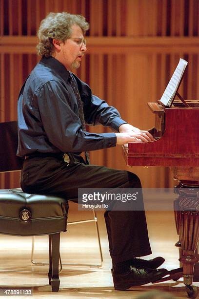 'Clementi Keyboard Extravaganza' at CUNY Graduate Center on Saturday February 1 2003 They all played the music of Muzio ClementiThis imageBlaise...
