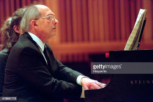 'Clementi Keyboard Extravaganza' at CUNY Graduate Center on Saturday February 1 2003 They all played the music of Muzio ClementiThis imageGilbert...
