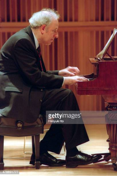 'Clementi Keyboard Extravaganza' at CUNY Graduate Center on Saturday February 1 2003 They all played the music of Muzio ClementiThis imageKenneth...