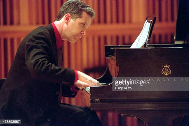 'Clementi Keyboard Extravaganza' at CUNY Graduate Center on Saturday February 1 2003 They all played the music of Muzio ClementiThis imageBrian Zeger