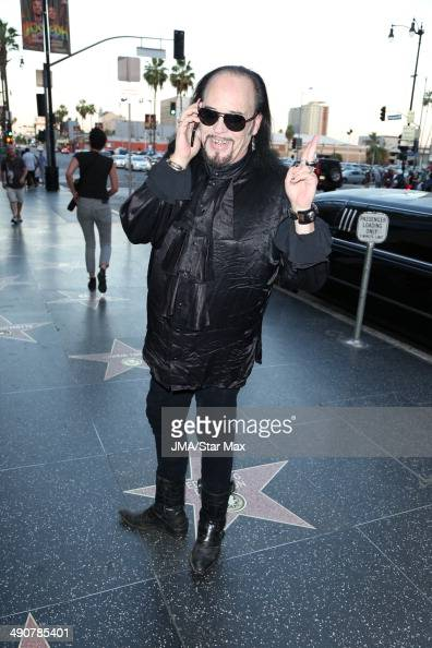 Cleve Hall is seen on May 14 2014 in Los Angeles California