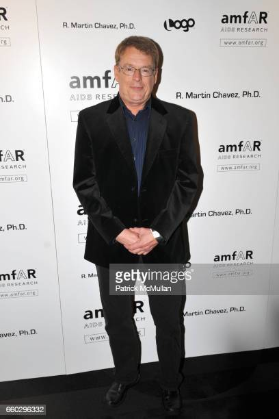 Cleve Jones attends AMFAR's Tenth Annual HONORING WITH PRIDE Celebration Hosted by ALAN CUMMING at Edison Ballroom on June 11 2009 in New York