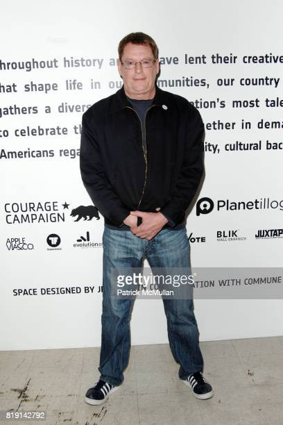 Cleve Jones attends MANIFESTEQUALITY OPENING NIGHT PARTY on March 3 2010 in Hollywood California