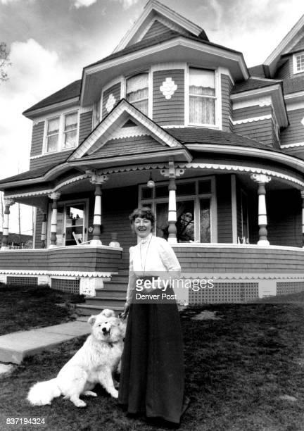 Cleveland Cheryl Leadville Homeowner Credit The Denver Post