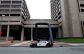 Cleveland Police Department Headquarters on June 19 2015 in Cleveland Ohio