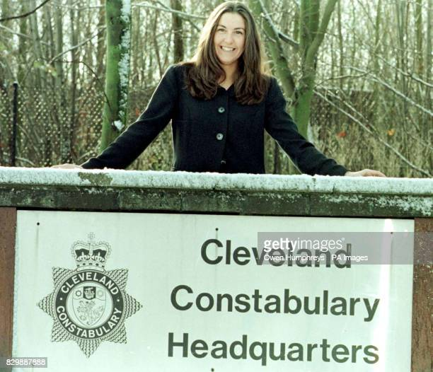 Cleveland Police's new recruit in the fight against crime criminal psychologist Joanne Chorlerton from Liverpool joins the force today where it is...