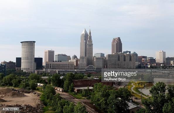 Cleveland ohio stock photos and pictures getty images for A david anthony salon lorain