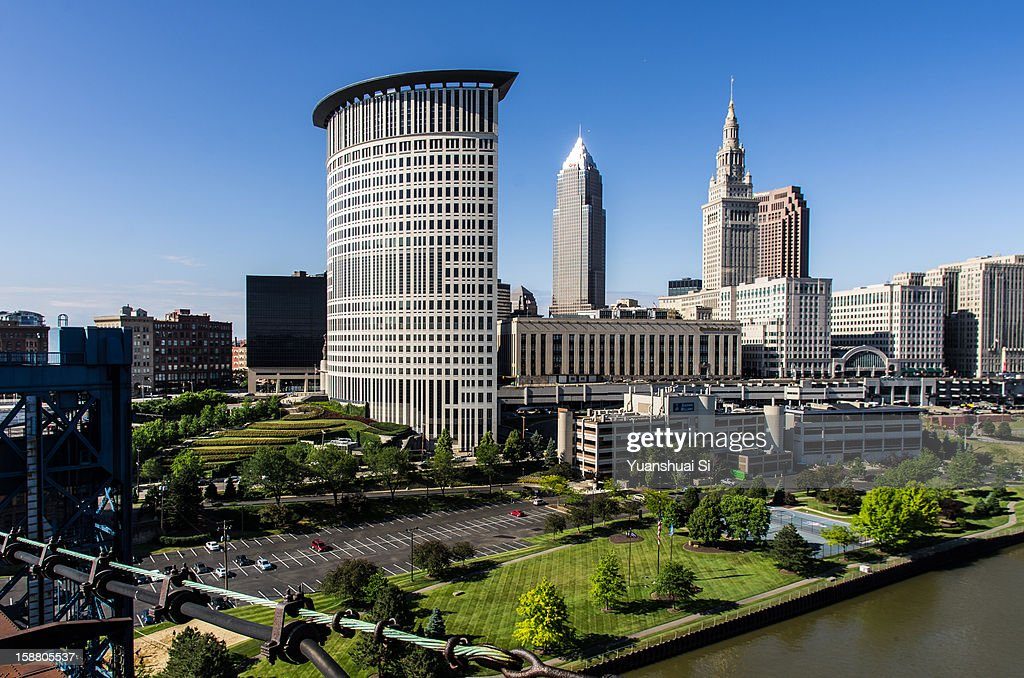 Cleveland Skyscrapers