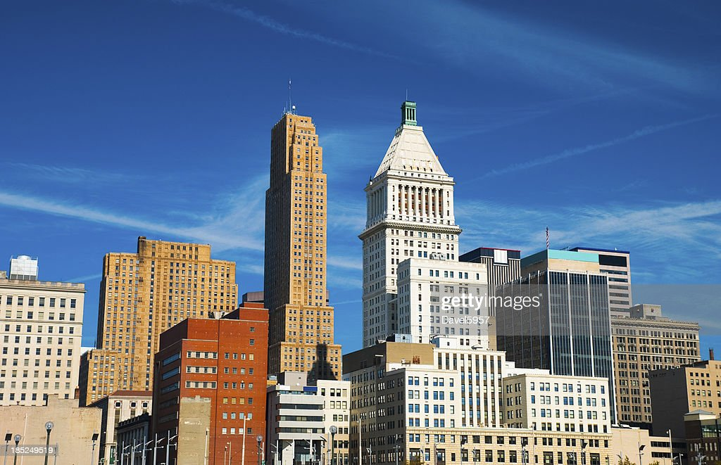 Cleveland tall buildings
