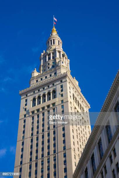 Cleveland's downtown architectural symbol