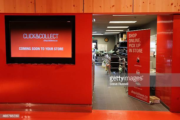 Click and Collect shopping headquarters Loblaws on Monday released more detail about how it plans to spend $12billion on infrastructure in 2015 and...