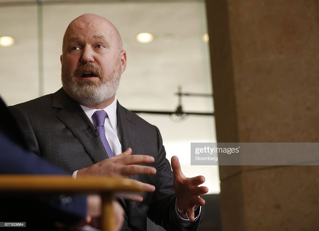 Cliff Assness, co-founder of AQR Capital Management, speaks during a Bloomberg Television interview at the annual Milken Institute Global Conference in Beverly Hills, California, U.S., on Monday, May 2, 2016. The conference gathers attendees to explore solutions to today's most pressing challenges in financial markets, industry sectors, health, government and education. Photographer: Patrick T. Fallon/Bloomberg via Getty Images