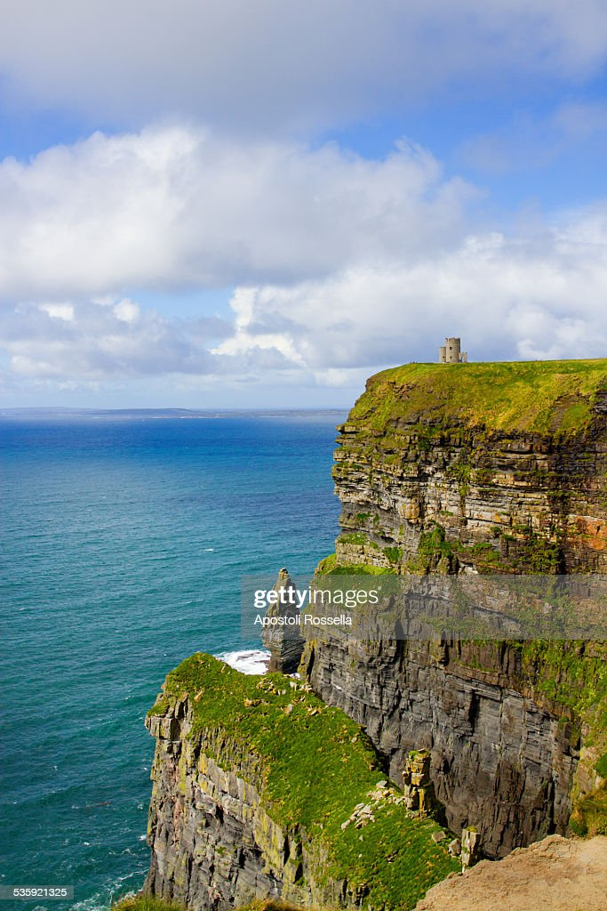 Cliff of Moher : Stock Photo