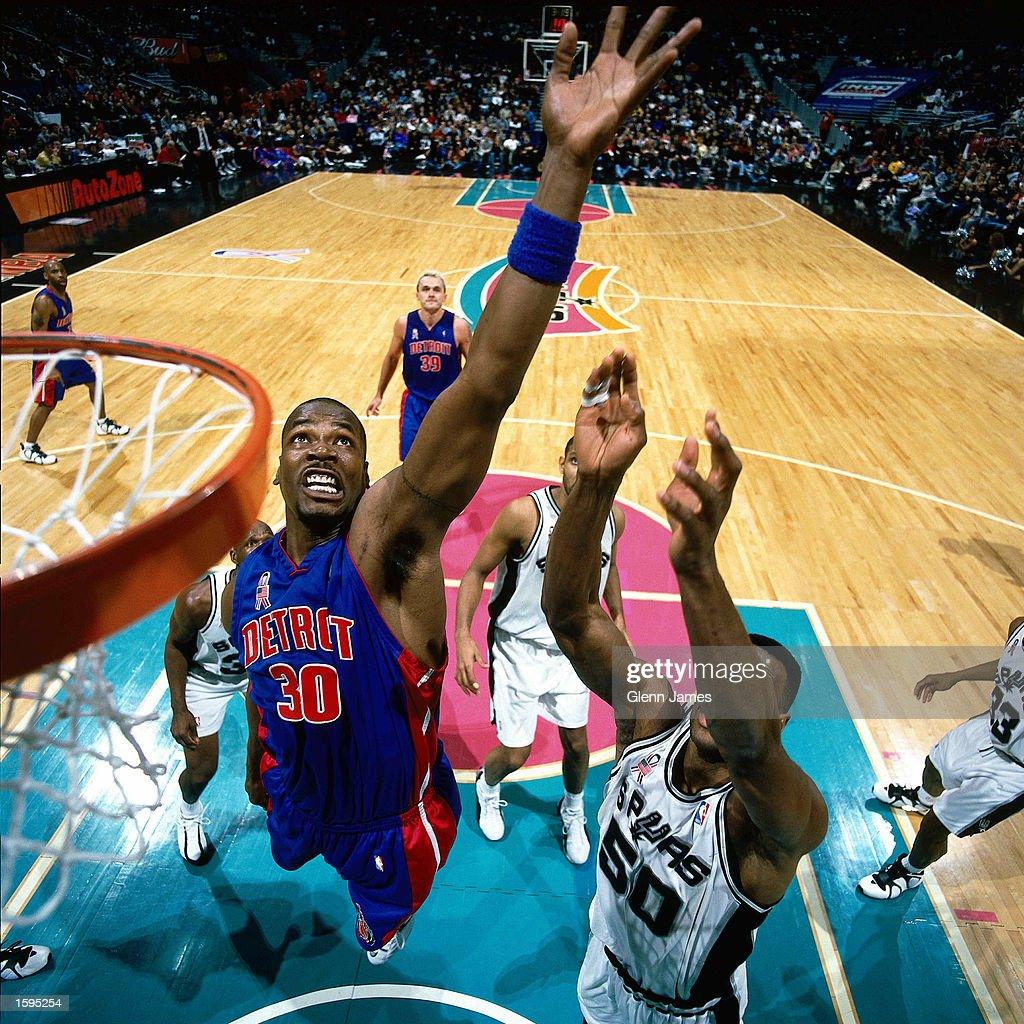Robinson rebounds