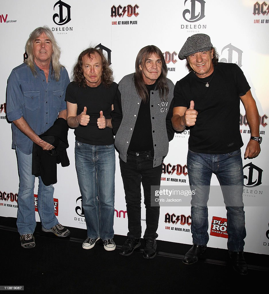 "World Premiere of ""AC/DC Live at River Plate"" - London Screening"