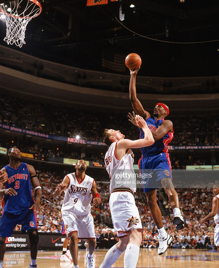 Pistons v 76ers s and