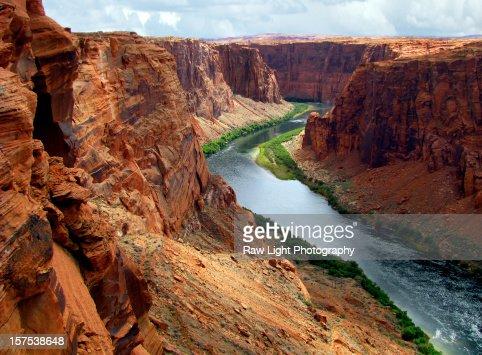 Cliffs and the Colorado
