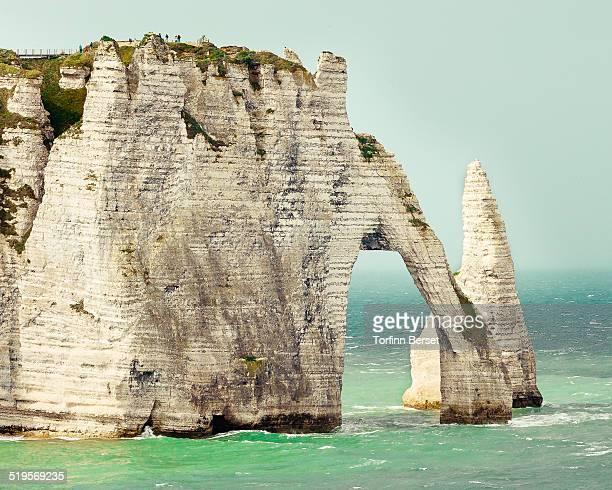 Cliffs of É\Etretat