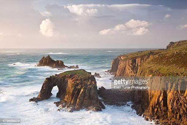 Cliffs of Land's End