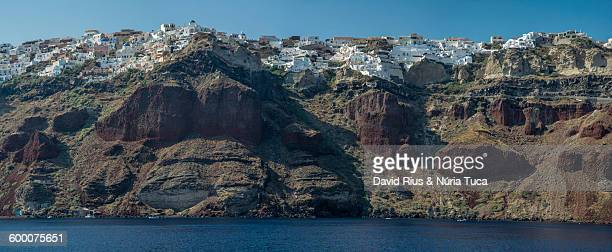 Cliffs of Santorini