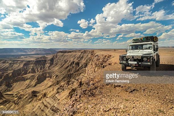 Cliffside parking