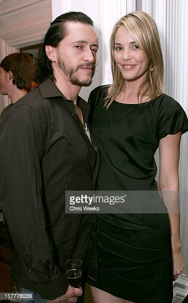 Clifton Collins Jr and Leslie Bibb