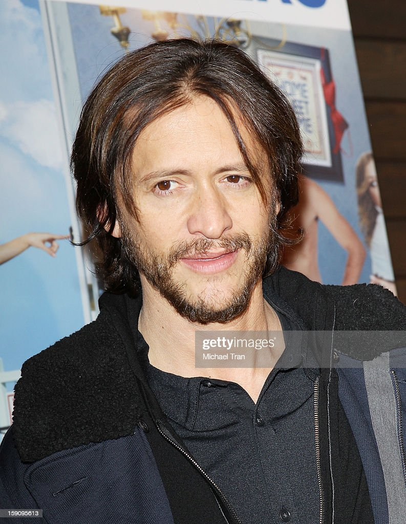 Clifton Collins Jr. arrives at the Los Angeles premiere of 'Freeloaders' held at Sundance Cinemas on January 7, 2013 in Los Angeles, California.