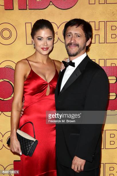 Clifton Collins Jr attends HBO's Post Emmy Awards Reception at The Plaza at the Pacific Design Center on September 17 2017 in Los Angeles California