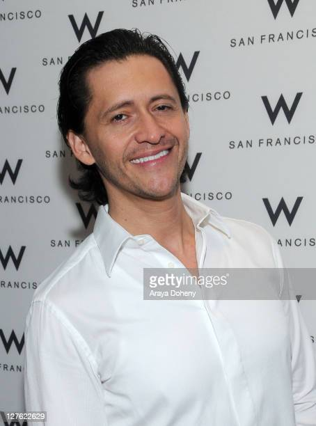 Clifton Collins Jr attends the 54th San Francisco International Film Festival Midnight Awards honoring Zoe Saldana and Clifton Collins Jr at W San...