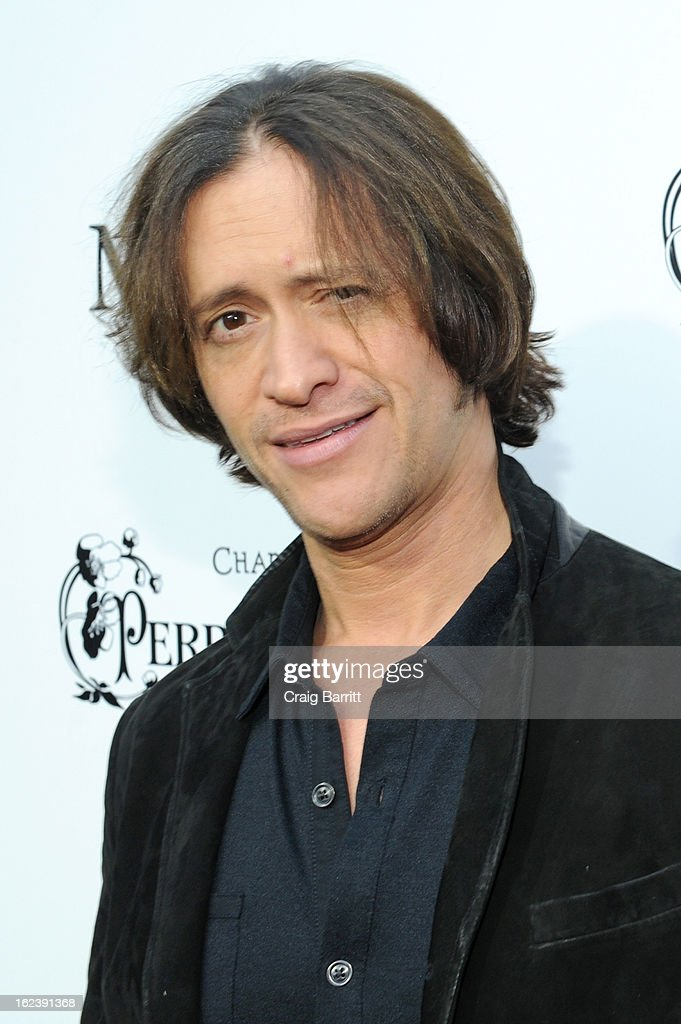 Clifton Collins, Jr. attends the 6th Annual Women In Film Pre-Oscar Party hosted by Perrier Jouet, MAC Cosmetics and MaxMara at Fig & Olive on February 22, 2013 in Los Angeles, California.