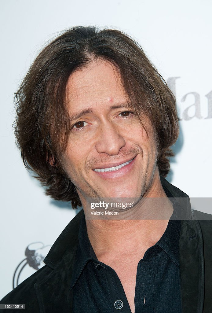 Clifton Collins Jr. attends the 6th Annual Women In Film Pre-Oscar Party hosted by Perrier Jouet, MAC Cosmetics and MaxMara at Fig & Olive Melrose Place on February 22, 2013 in West Hollywood, California.