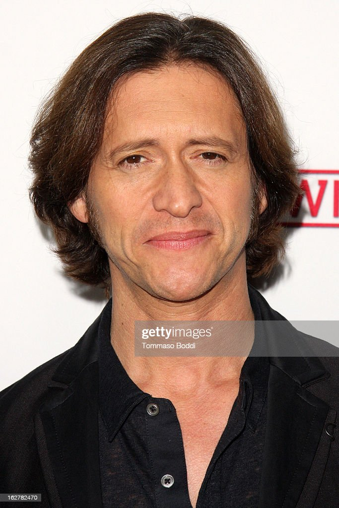 Clifton Collins Jr. attends the ABC's new series 'Red Widow' held at Romanov Restaurant Lounge on February 26, 2013 in Studio City, California.