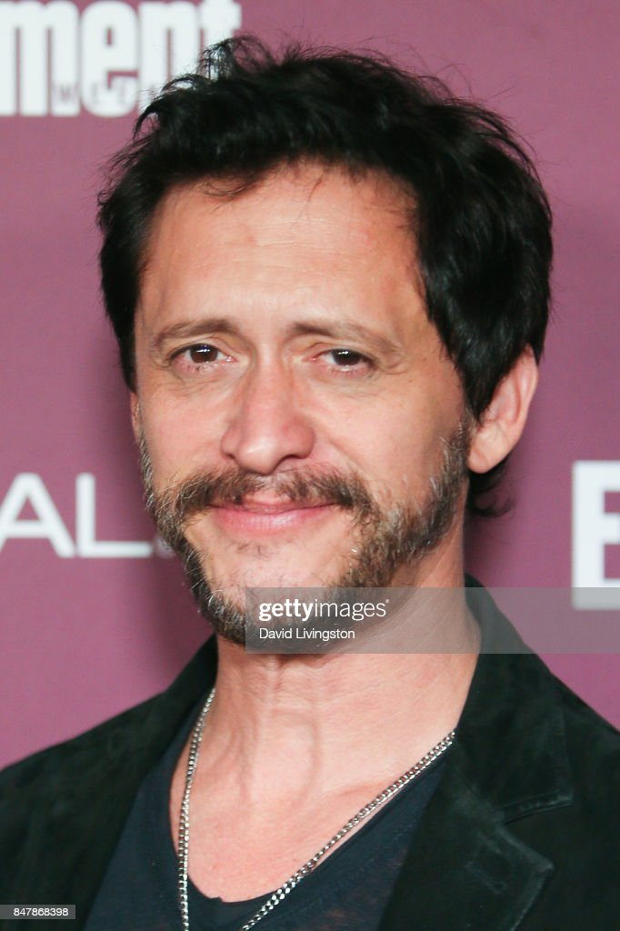 Clifton Collins Jr. attends the Entertainment Weekly's 2017 Pre-Emmy Party at the Sunset Tower Hotel on September 15, 2017 in West Hollywood, California.