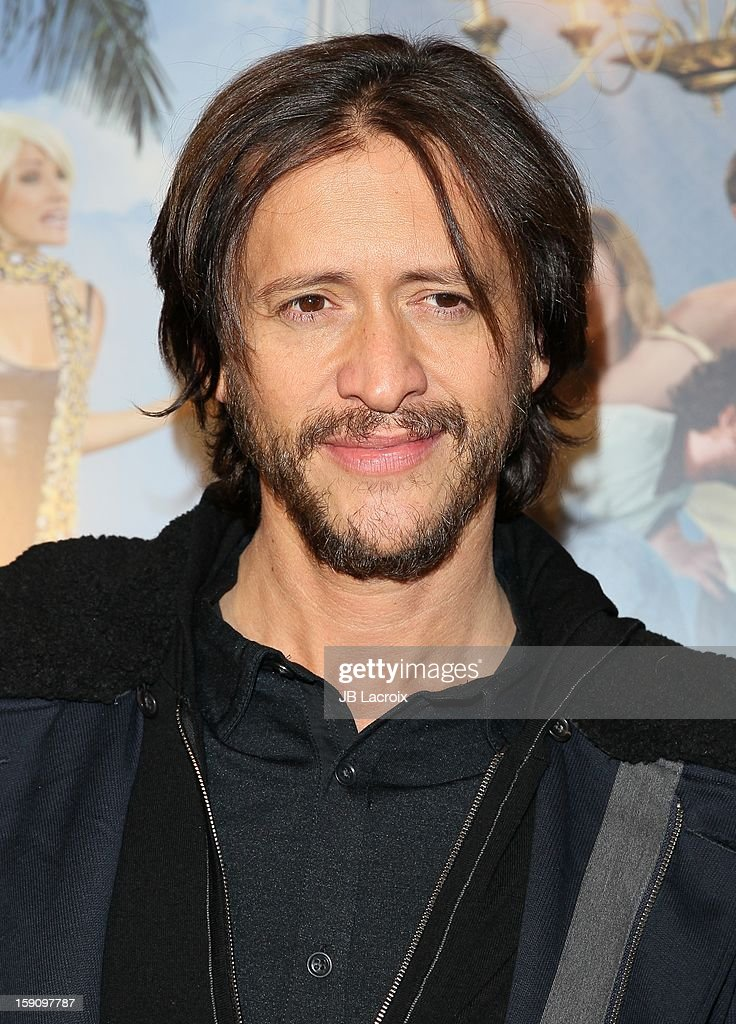 Clifton Collins Jr attends the 'Freeloaders' Premiere held at Sundance Cinema on January 7 2013 in Los Angeles California