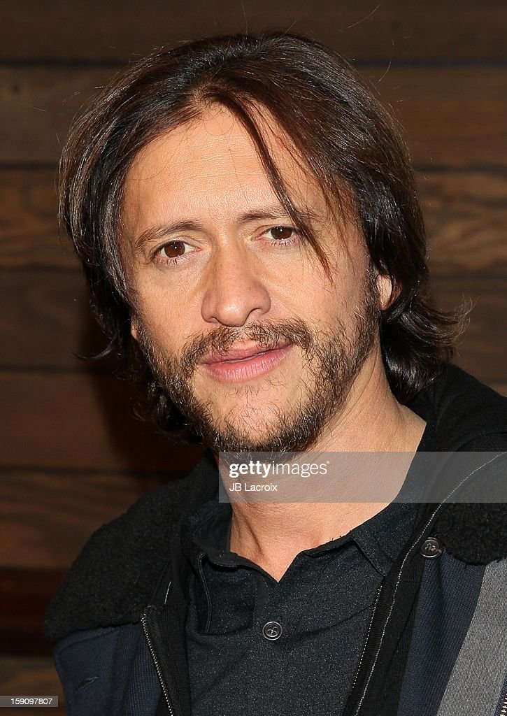 Clifton Collins Jr. attends the 'Freeloaders' Premiere held at Sundance Cinema on January 7, 2013 in Los Angeles, California.