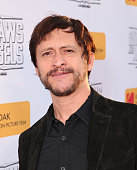 Clifton Collins Jr attends the premiere Of Momentum Pictures' 'Outlaws And Angels' at Ahrya Fine Arts Movie Theater on July 12 2016 in Beverly Hills...