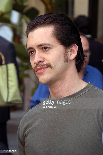 Clifton Collins Jr during HBO 'Undefeated' Hollywood Premiere at Paramount Pictures Theater in Hollywood California United States