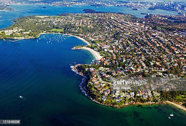 Clifton gardens and Sydney Harbour National park