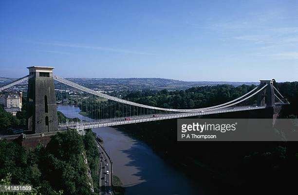 Clifton Suspension Bridge, Bristol, Avon, England