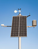 Climate Monitoring Equipment - Outdoor Weather Station