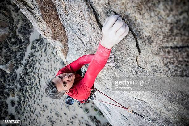 Klettern Sie hoch