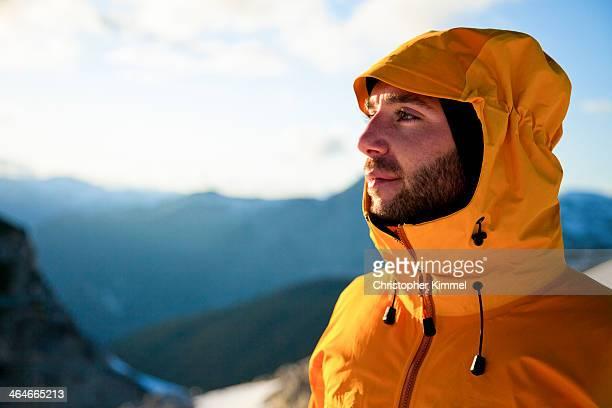 Climbing Cypress Peak
