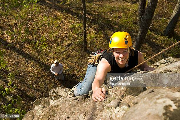 Climbing Girl #2