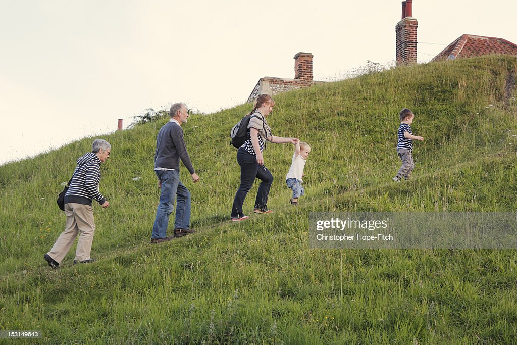 Climbing : Stock Photo