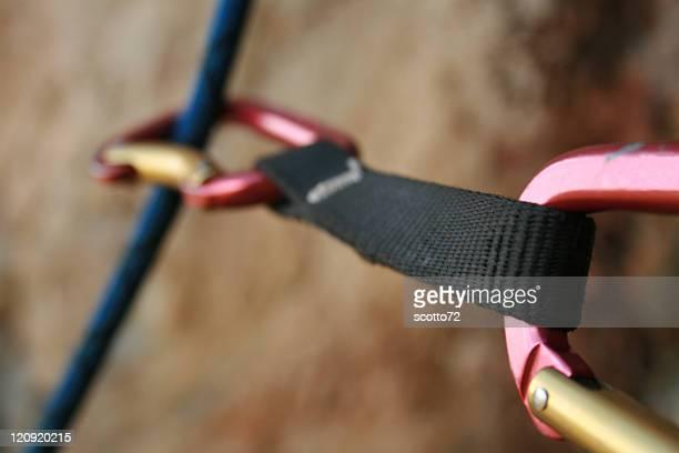 Klettern Quickdraw